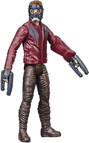 "Marvel Vingadores Titan Hero Series Star-Lord Escala 12/"" Super Hero Action Figure W"