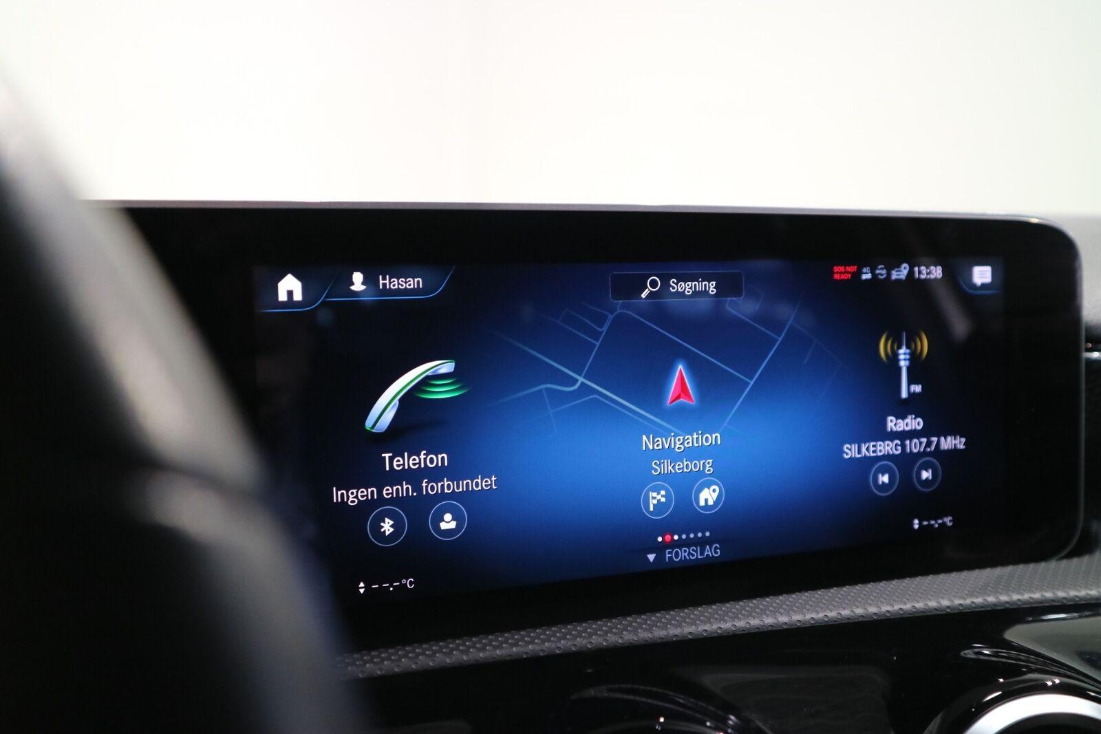 Mercedes A180 d 1,5 Business Progressive Line aut. - billede 6