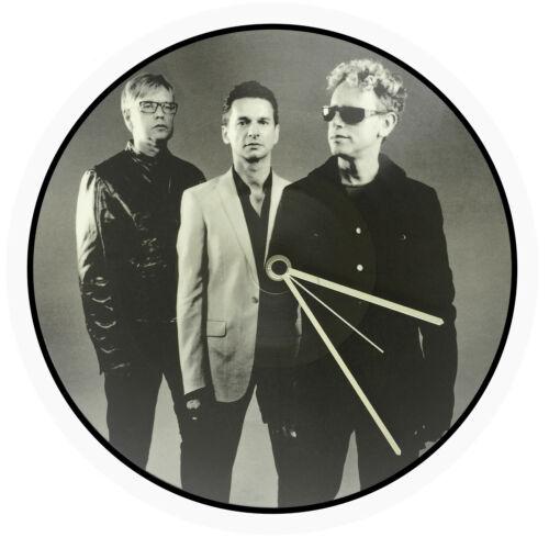Picture Disc Disque Vinyle 33T Album,67a Horloge Vinyle DEPECHE MODE Maxi 45