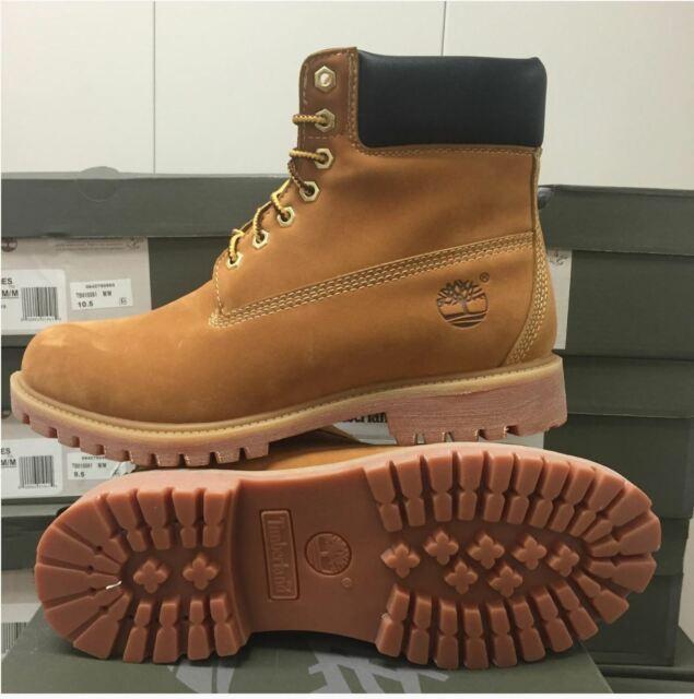 Waterproof Boot - Wheat Nubuck