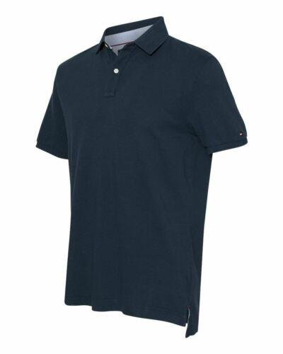 Tommy Hilfiger Classic Fit Ivy 100/% Cotton Pique Sport Shirt S-3XL 13H1867