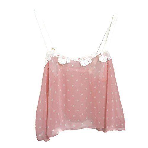 Hanky Panky Pink Darling Dot Sleep Set (Medium) 2A2546S