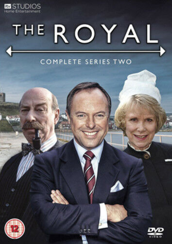 1 of 1 - The Royal: Series 2 DVD (2012) Amy Robbins ***NEW***