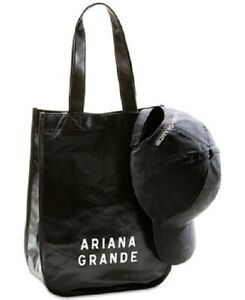 3f97072edcb5 Image is loading Ariana-Grande-Tote-Bag-with-Hat