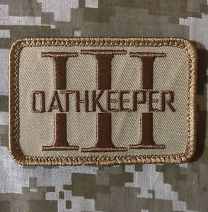 OATHKEEPER-3-PERCENTER-USA-3-TACTICAL-BADGE-DESERT-VELCRO-BRAND-FASTENER-PATCH