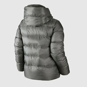 22c27eb3b79a NIKE Women s UPTOWN 550 HOODED DOWN Jacket 683898 037 Clothing ...