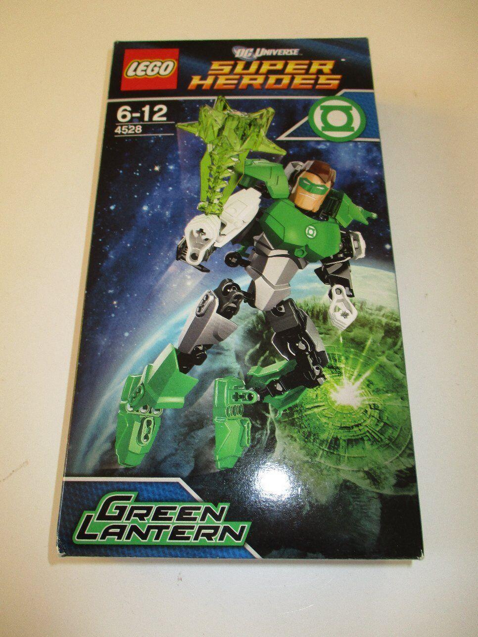 LEGO 4528 Super Heroes Green Lantern NEU OVP ungeöffnet