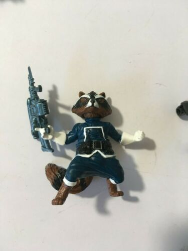 ROCKET RACCOON LOOSE NEW MARVEL LEGENDS GUARDIANS OF THE GALAXY