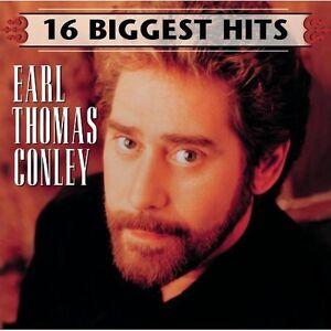 Earl-Thomas-Conley-16-Biggest-Hits-New-CD-Rmst-Slipsleeve-Packaging-Specia