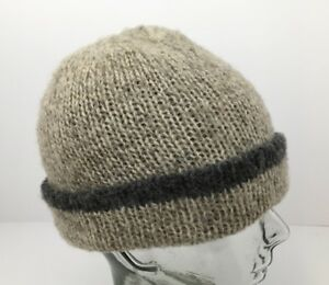 Image is loading Vintage-Wigwam-Ragg-Wool-Hat-USA-Made-53081- b2c1f81da30