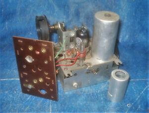 Koerting-Luxus-Syntektor-111-29-UKW-Tuner-ECC85-Roehrenradio-Einbautuner