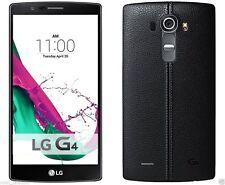 LG G4!32GB!3gb ram!16mp!8mp! Colours leather Black *lowest in ebay*