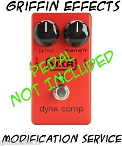 MXR-Dyna-Comp-Compressor-Ross-Modification-Service-IN-YOUR-PEDAL