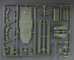 Details about Tamiya 1/35 Scale WWII Finnish BT-42 Assault Gun Parts Tree B  from Kit No  35318