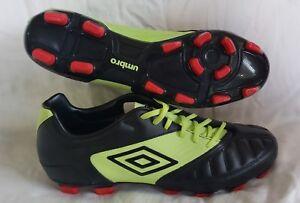 a317d7b6 Adult Umbro Geometra Premier A FG soccer futbol cleats shoes NEW in ...