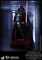 HOT TOYS SIDESHOW 1/6 STAR WARS EP. IV - DARTH VADER MMS279 NUOVO NEW BROWN BOX