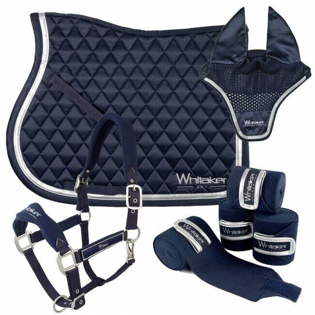 Venta-John  Whitaker Thornton Regalo Bundle-Metálico Matchy-saddlepad-Vendas de cabeza  punto de venta de la marca