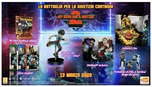 My-Hero-One-s-Justice-2-Collectors-Edition-For-PS4-PlayStation-4-New-Free-P-P