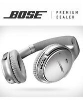 Bose Qc35 Wireless Headphones Silver - Premium Bose Dealer - Warranty - Invoice