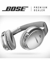 Bose Qc35 Wireless Headphones Silver - Premium Bose Dealer - Warranty - Invoice