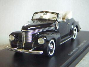 1//87 Brekina Opel capitán 1956 taxi 20884