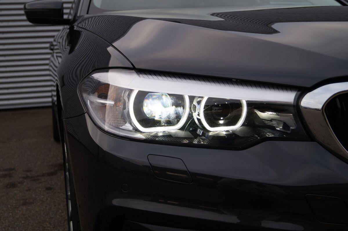 BMW 520d Touring xDrive aut.