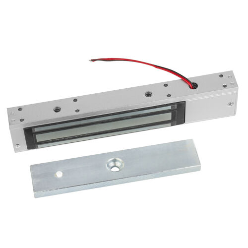 280kg 600lbs Holding Force Electric Magnetic Door Lock for Entry Access Control