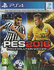 Pro Evolution Soccer 2016 PES16, Day One Edition, PS4, NEU & OVP