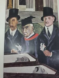 The Passion Of Sacco And Vanzetti Ben Shahn Vintage Print 24963 Ebay
