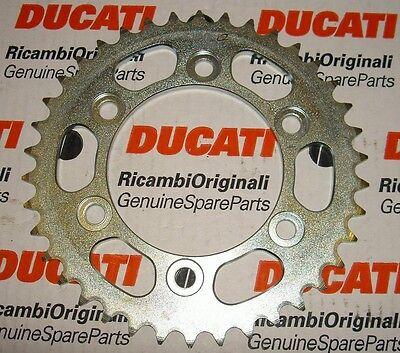 1998-2011 Ducati ST Multistrada Monster S4, 748, SS, 38 tooth 520 rear sprocket