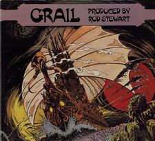 Grail-Same-CD-DIGIPACK - Second Battle-NUOVO/NEW-ROCK