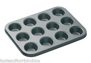 Masterclass-Professional-Heavy-Duty-Mini-12-Hole-Mini-Muffin-Cake-Baking-Tray