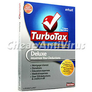Intuit-TurboTax-Deluxe-Federal-State-amp-eFile-2010-New