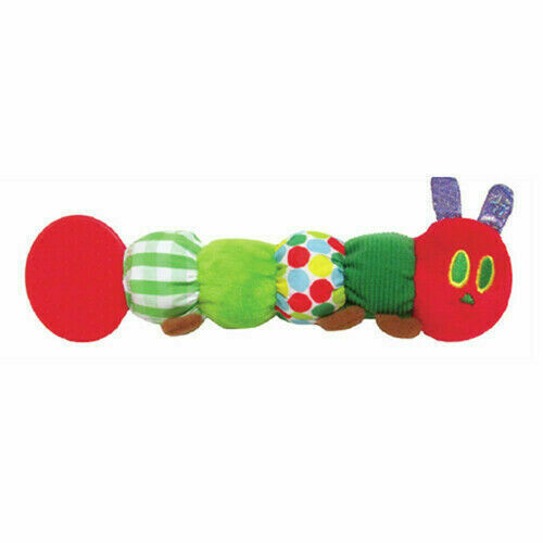 The World of Eric Carle Very Hungry Caterpillar Plush Playmat by Kids Preferred