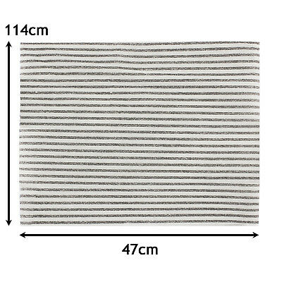 Extraction Fan Cut-to-Fit Universal Cooker Hood Filter 114cm x 47cm