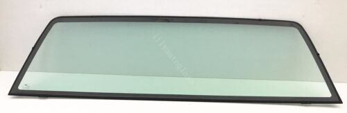 Fits Chevy S10 GMC Sonoma S15 Isuzu Hombre Back Window Glass Rear Windshield