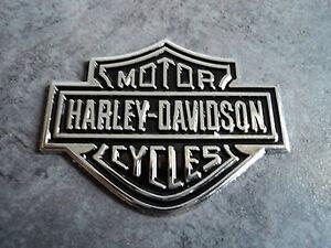new harley davidson 3d chrome emblem badge logo decal 1200 race car