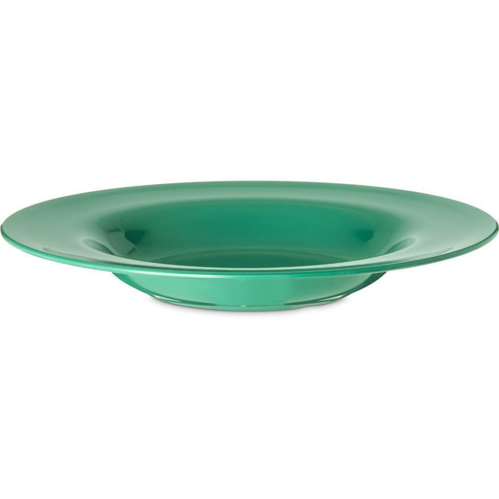 Carlisle Melamine Chef Salad Pasta Bowl 20 oz vert 4303009 Case of 12
