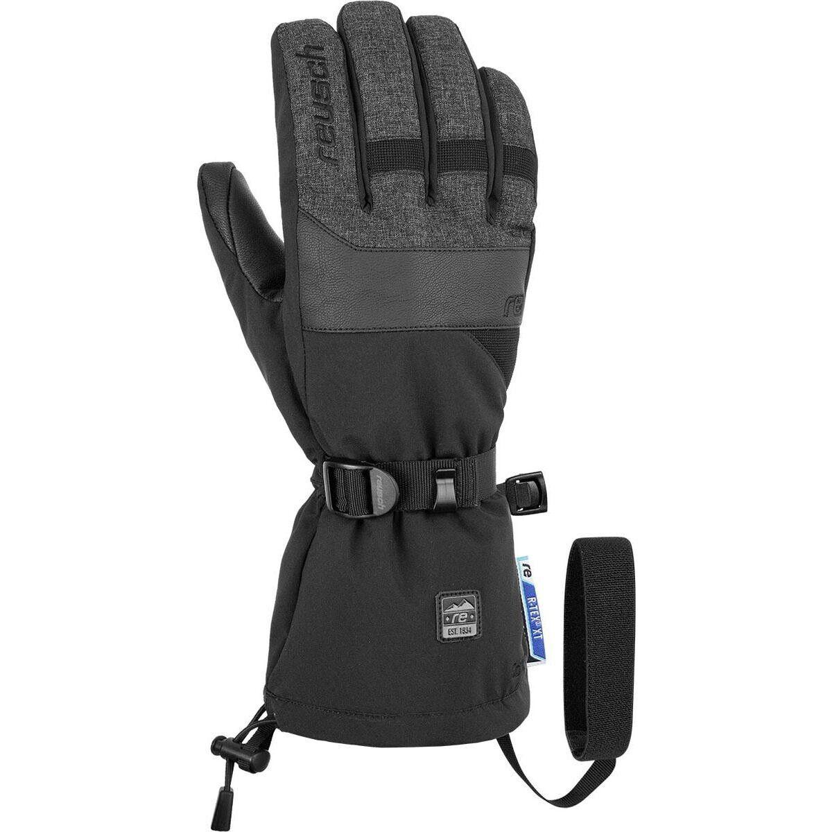 Reusch Sid R-TEX XT Triple System Skihandschuhe schwarz