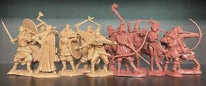 Publius Vikings set 1 et Set 2 In (environ 5.08 cm) la boîte nouvelle version Toy Soldiers 1:32