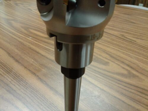 """3/"""" 90 degree indexable face shell mill MT3 shank face milling cutter  #506-FMT"""