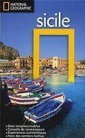 Très Beau Livre - Sicile - Tim Jepson- National Geographic