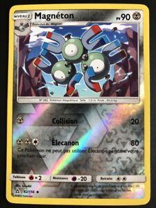 Carte-Pokemon-MAGNETON-82-156-REVERSE-Soleil-et-Lune-5-SL5-FR-NEUF