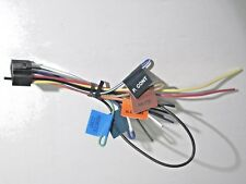 Original Kenwood DDX9902S Wire Harness OEM A1