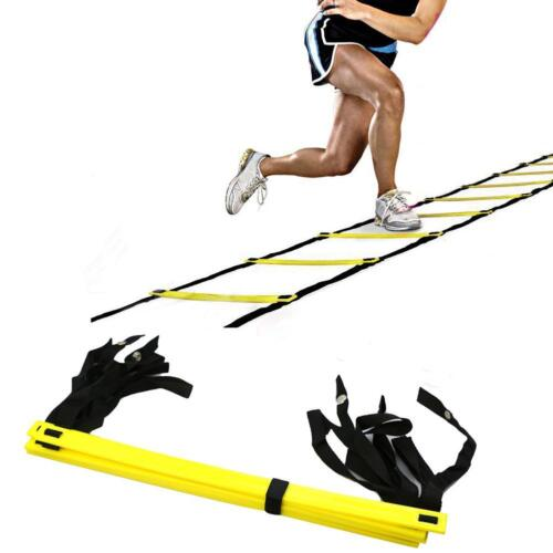 3M Soccer Training Ladder Agility Ladder For Soccer Speed Fitness Feet Training