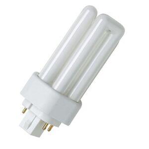 10x-Osram-Ampoule-Compacte-Fluorescente-Dulux-T-E-Constant-Gx24q-840-Blanc