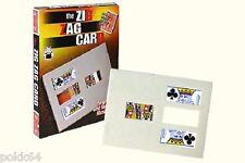 Tour de MAGIE close-up cartes ZIG-ZAG BICYCLE jeu close up zig zag neuf
