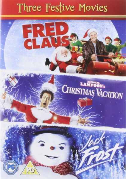 Fred Claus National Lampoons Christmas Vacation Jack Frost