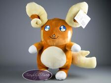 "Mankey マンキー 30cm 12/"" Pokemon Go Game Anime Doll Soft Plush Toy Figure Gift"