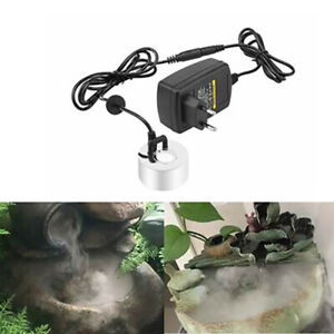 Ultrasonic Mist Maker Fogger Water Fountain Pond Atomizer Air Humidifier mkl